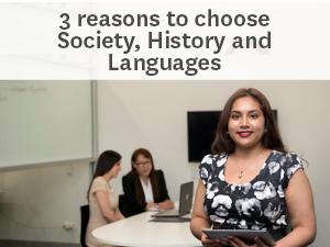 3 reasons to choose society, history and languages at Macquarie