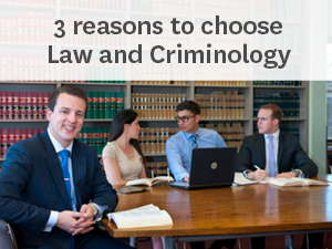 3 reasons to choose Law and Criminology at Macquarie